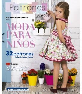 REVISTA PATRONES INFANTILES N.9