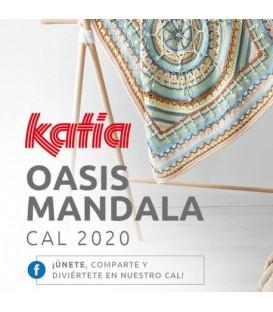 Katia Oasis Mándala CAL 2020