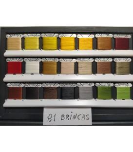 Colección 21 BRINCAS